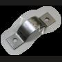 Полухомут диаметр 57 мм