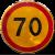 Знак дорожный светодиодный арт. 3.24